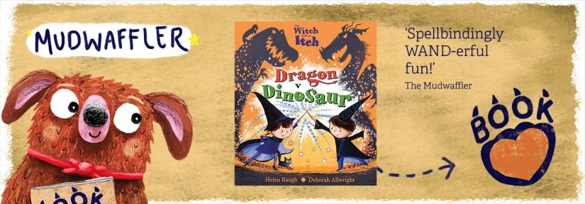 Mudwaffler - Dragon v Dinosaur.jpg