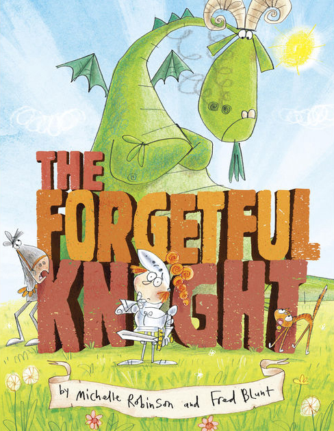 The Forgetful Knight (Mudwaffler)