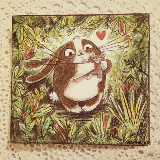 Nikki Dyson Bunny